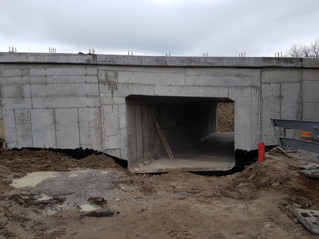 Nadzór inwestorski tunel wzdłuż ul. Licealnej w Opolu