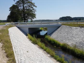 Projekt mostu w km 2+045 DW426