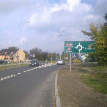 Nadzór nad przebudową drogi DK42 Praszka - Rudniki