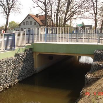 Pełnienie nadzoru inwestorskiego most w km 14+314 DK15 Kuźniczysko