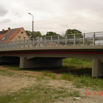 Pełnienie nadzoru inwestorskiego most w km 60+169 DK36 Wąsosz