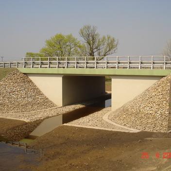 Pełnienie nadzoru inwestorskiego most w km 63+057 DK36 Wąsosz
