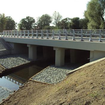 Pełnienie nadzoru inwestorskiego most w km 106+650 DK94 Radwanice