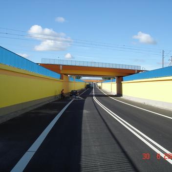 Nadzór nad budową obiektów mostowych i ścian szczelinowych w ciągu obwodnicy Kutna