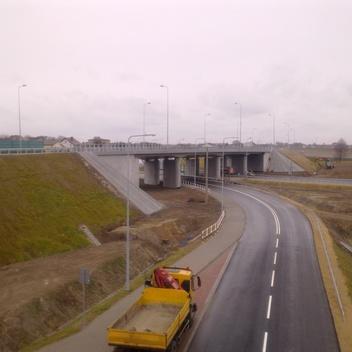 Nadzór nad obiektami mostowymi w ciagu obwodnicy Lublińca wiadukt w ciągu DK11