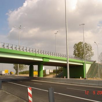 Nadzór nad budową wiaduktu nad DK8 w ciagu obwodnicy Rawy Mazowieckiej