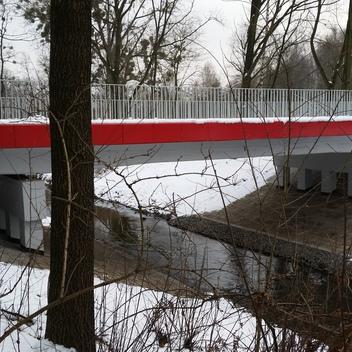 Nadzór nad przebudowa mostu w ciagu ulicy Sportowej w Rybniku