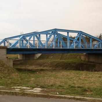 Projekt remontu pierwszego mostu spawanego w Polsce prof. Bryły  zabytek klasy 0