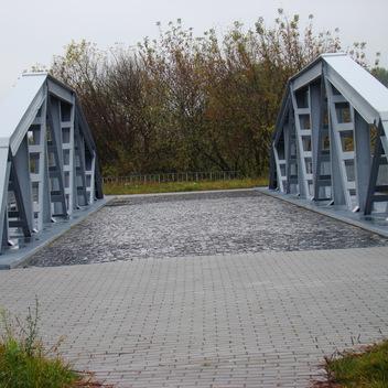 Projekt remontu pierwszego spawanego mostu w polsce prof. Bryły zabytek kl.0