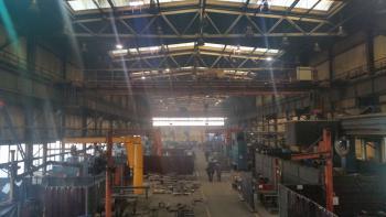 Ekspertyza konstrukcji hali Nowomag