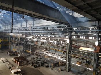 Ekspertyza konstrukcji hali Rafinacji Ogniowej KGHM