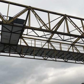 Ekspertyza konstrukcji kratowej EDF
