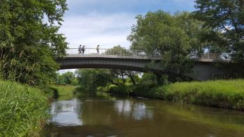 Ekspertyza mostu nad Mała Panwią