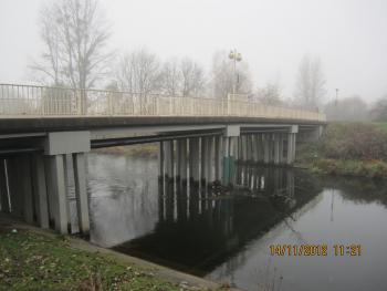 Ekspertyza mostu w Pile